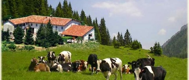 сельский туризм во Франции