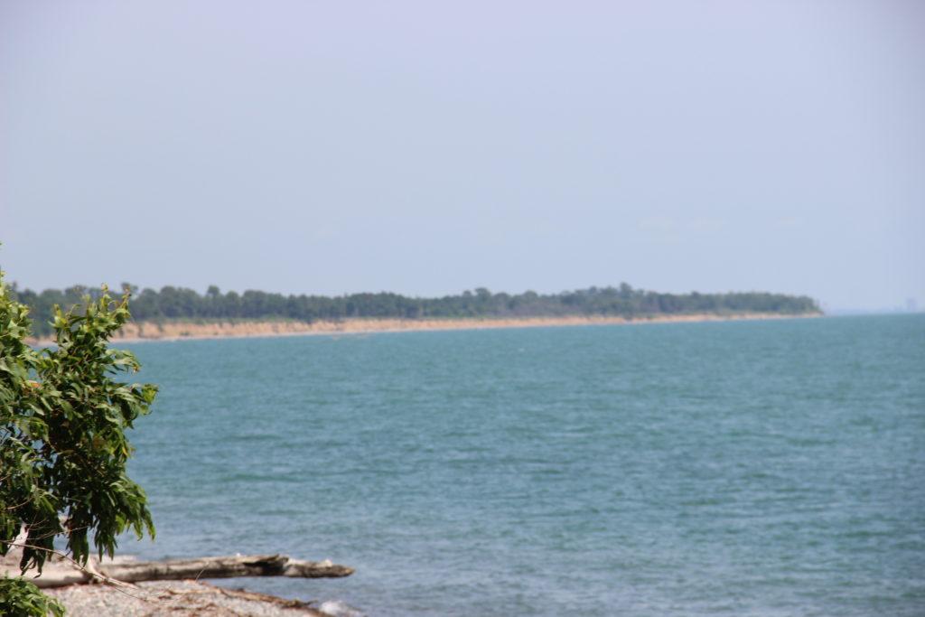 Проект кемпинга на берегу моря в Кындыге