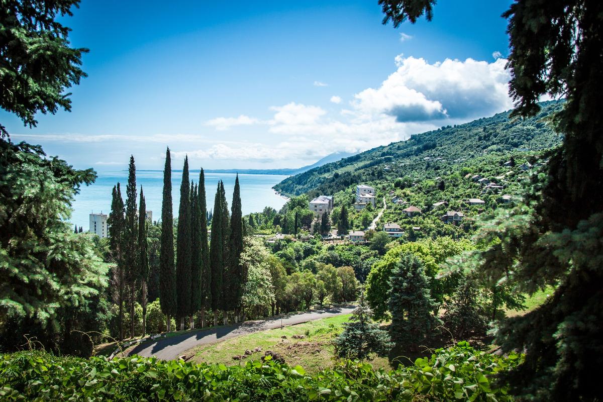 Экскурсия в Абхазию (8)