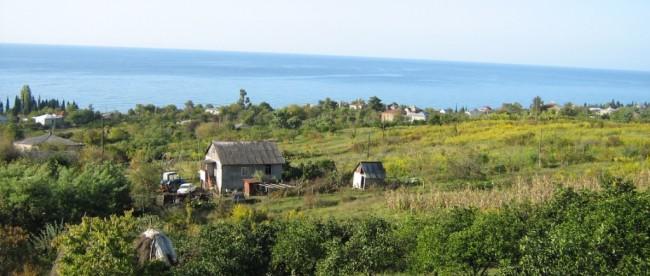 земля Абхазия