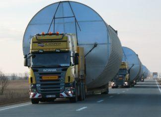 большегрузный транспорт ограничения