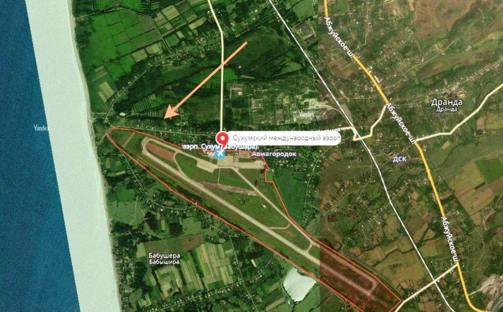 участок аэропорт бабушара