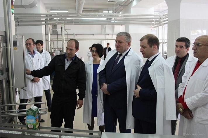 Сухумский молочный завод