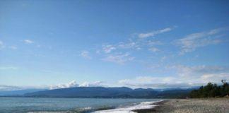 пляж в поселке Бабушера