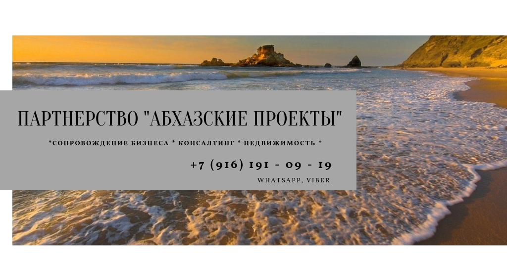 баннер сайта абхазские проекты