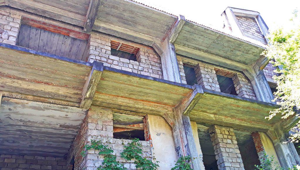 гостиница в Сухуме