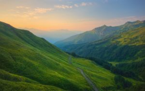 трасса Северный Кавказ-Абхазия
